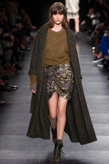 Isabel Marant Fashion Show